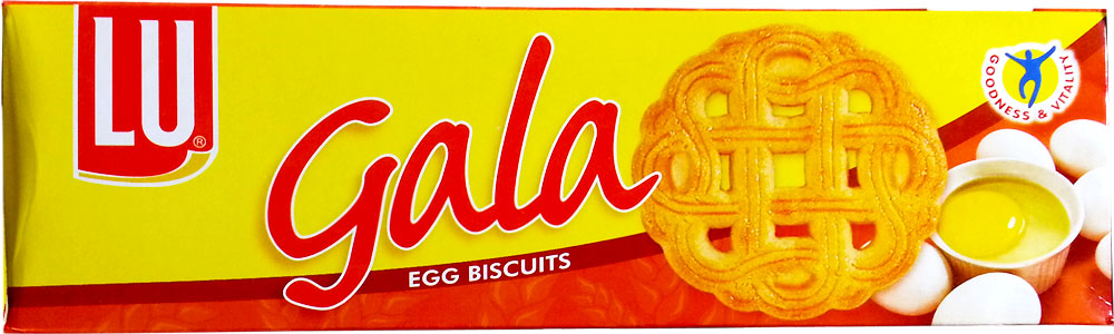 Gala Biscuits