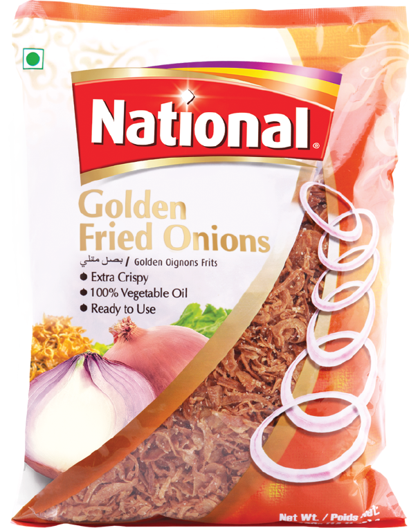 National Fried Onions