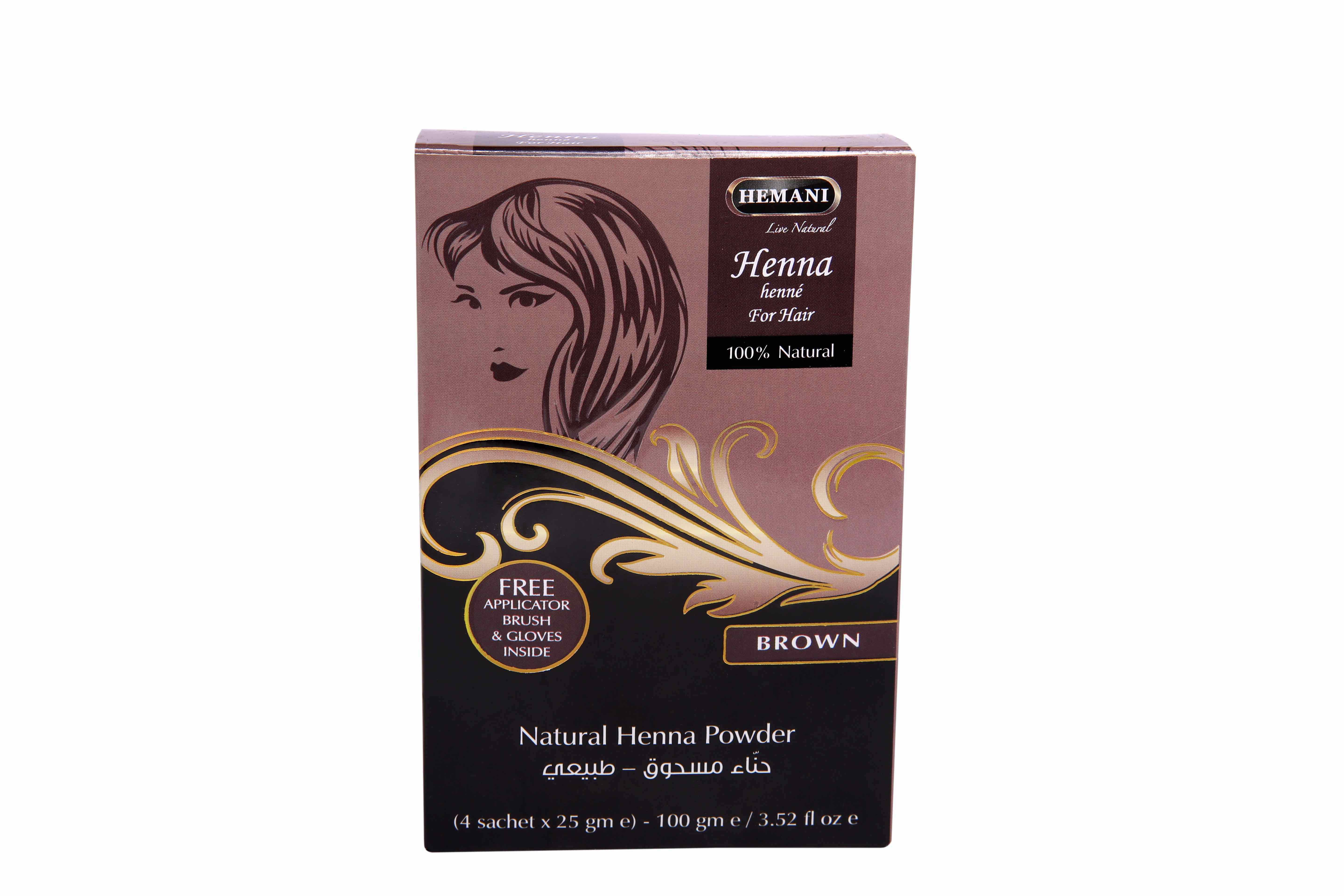 Henna Kit - Brown