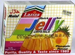 Jelly - Pineapple
