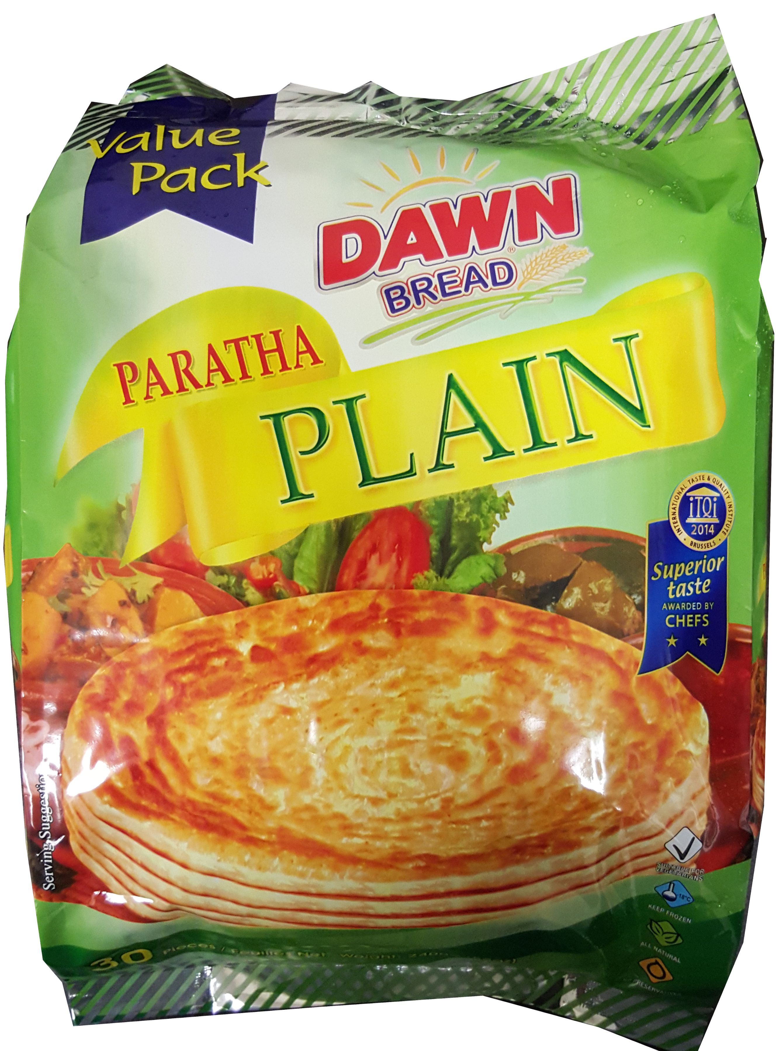 Plain Paratha (Value Pack)