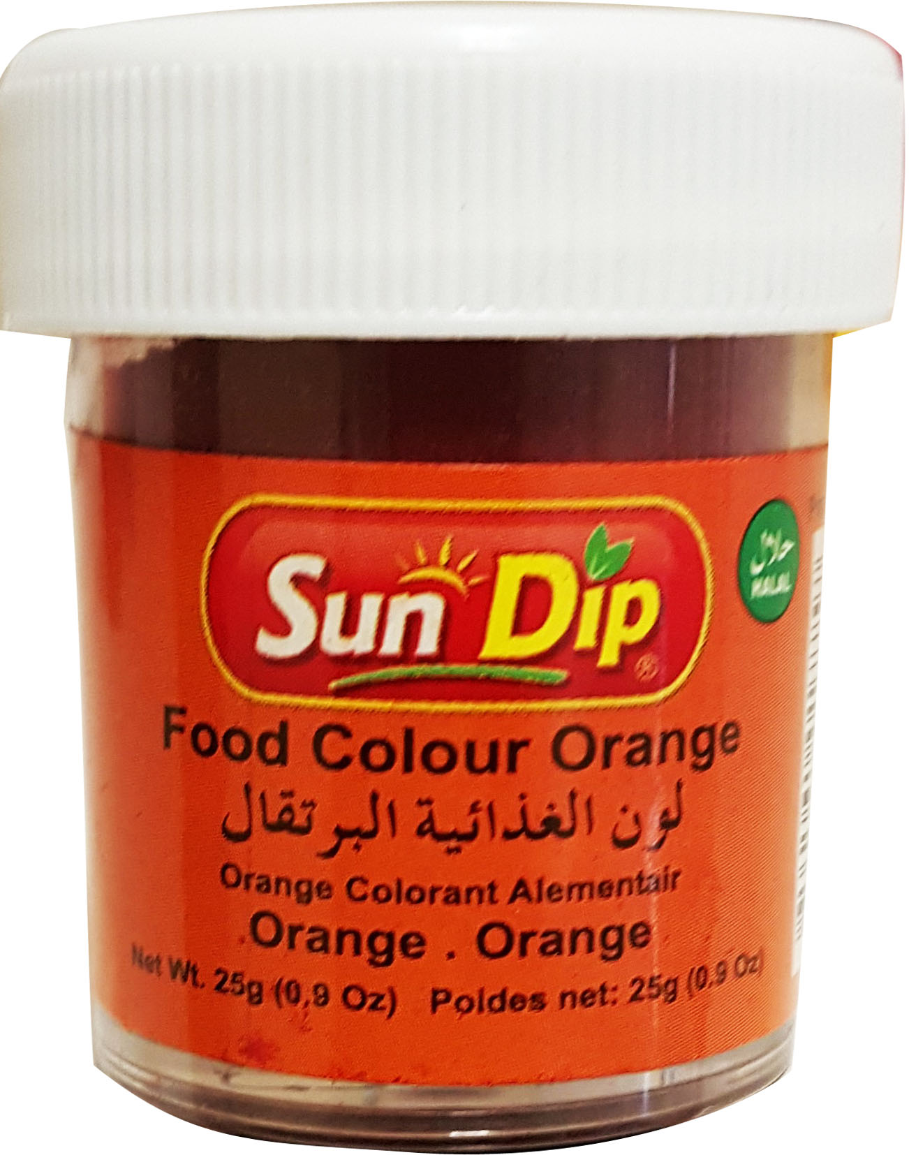 Sundip Food colour Orange