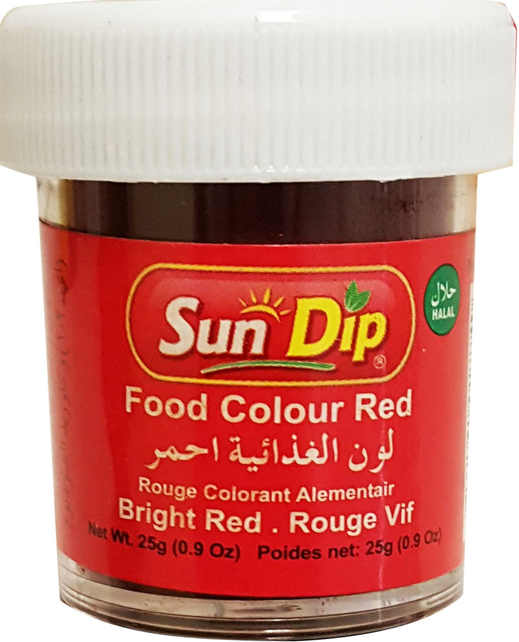Sundip Food Colour Red