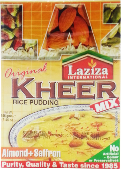 Kheer Mix-Almond+Safron