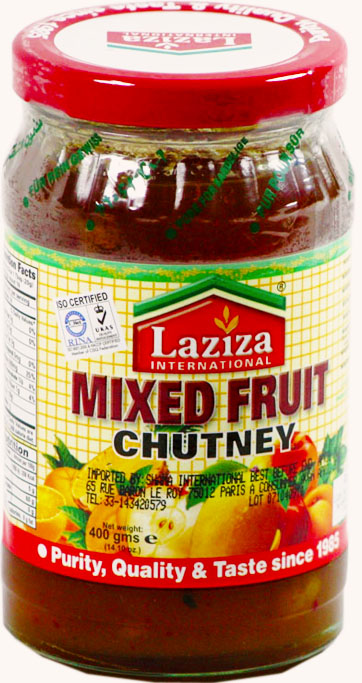 Mixed Fruit Chutney