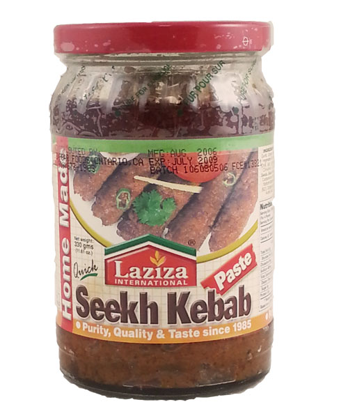 Seekh Kabab Paste